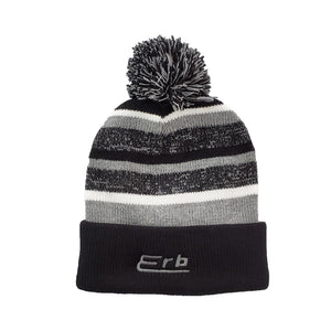 Fleece Lined Pom Pom Toque