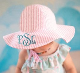 A Personal Touch: Personalized Baby and Toddler Hats