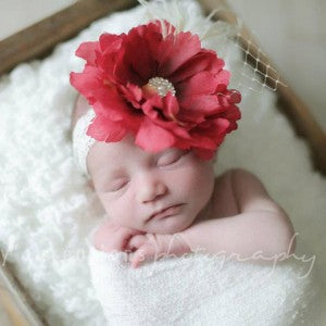 Ooh La La Baby Girl Headband