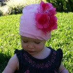 Passion Fruit Baby Beanie Hat