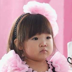 Pink Headband for Toddlers