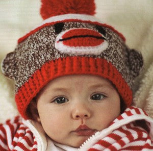 Sock Monkey Sweetie