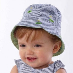 Tiny Tee Time Sun Hat