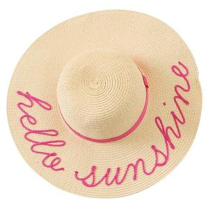 Sun Hat for Your Baby