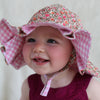 Perfect Picnic Baby and Toddler Girl Sun Hat
