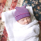 All American Boy Newborn Hospital Hat
