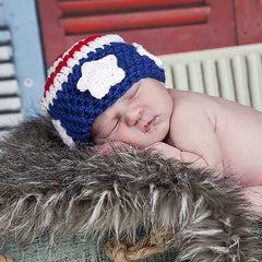 Born in the USA Baby Hat - Gender Neutral Beanie icon