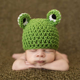 Mr. Froggy Beanie Baby Hat