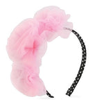 Pink Rosettes Toddler and Kids Headband