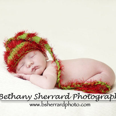 Sweet Baby Elf Hat