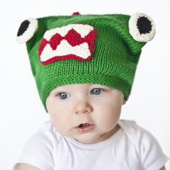 Zooni Dino-Mite Dinosaur Beanie Baby and Kid Hat - Matching Mittens Available icon