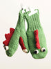 Zooni Dino-Mite Dinosaur Beanie Baby and Kid Hat - Matching Mittens Available