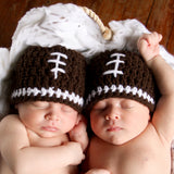 Football Beanie for Baby Boys