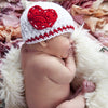 I Heart You Beanie Baby Hat