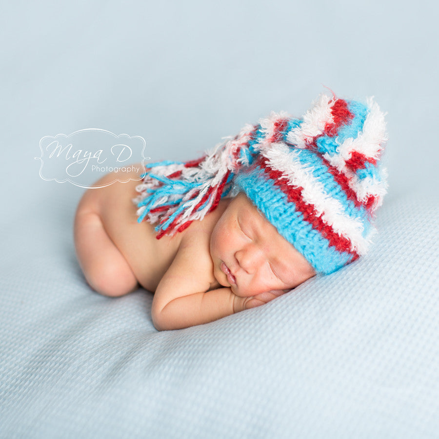 Baby Icicle Boy or Girl Baby Hat