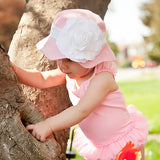 Park Avenue Baby and Toddler Girl Sun Hat