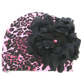Luscious Little Leopard Baby Beanie Hat