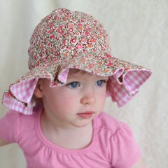 Perfect Picnic Baby and Toddler Girl Sun Hat icon