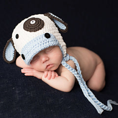 Moo Moo Cow Baby Boy Hat icon