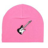 Rock Star Bubble Gum Pink Girl's Beanie