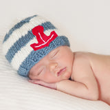 Little Sailor Baby Boy Hat