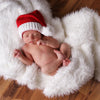 Classic Santa Stocking Baby Hat for Boys or Girls - Christmas Hat