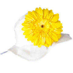 Yellow Daisy Sun Hat icon