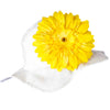 Yellow Daisy Sun Hat