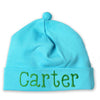 Aqua Blue Infant and Newborn Beanie