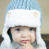 Aviator Flight Baby Boy and Toddler Hat