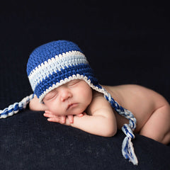 Baby Blues Boy Beanie with Braids icon