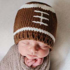 Game Time Football Baby Hat