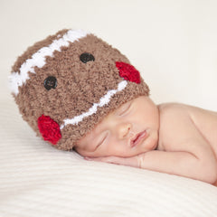 Baby Gingerbread Hats - Boy or Girl icon