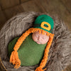 Girl Leprechaun Baby and Toddler Hat
