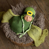 Little Leprechaun Baby and Toddler Hat