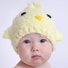 Peep Peep Yellow Chick Baby Hat Baby Girl and Boy Beanie  - Gender Neutral Hat icon