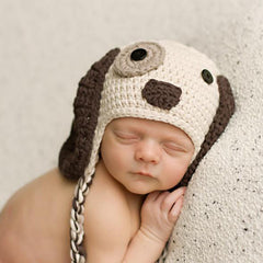 Puppy Love Baby Boy Baby Hat icon