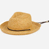 Cowboy Raffia Gender Neural Hat