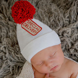 Special Delivery Newborn Hospital Hat for Christmas Newborns
