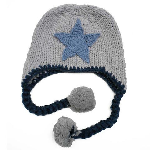 a85860f8e36 ... Twinkle Little Star Baby Boy and Toddler Hat