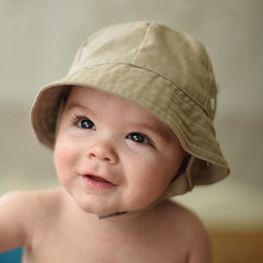 Sand Sunhat for Baby Boys and Toddler Boys - Option to Personalize icon