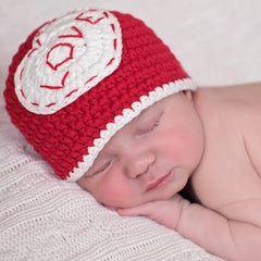 L-O-V-E Baby Beanie - Baby Boy or Baby Girl Love Hat - Gender Neutral icon