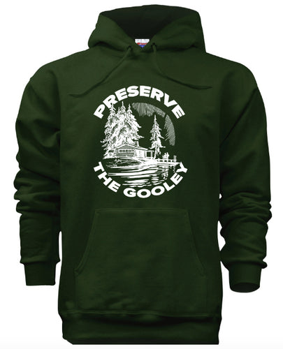 Preserve The Gooley: Hooded Sweatshirt