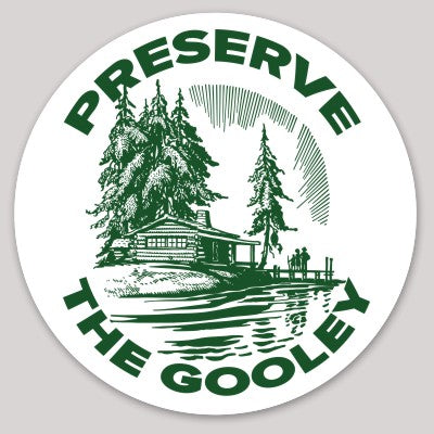 Preserve The Gooley Sticker Pack