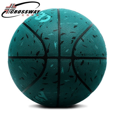 Leather Ball PU Training Competition Basketball