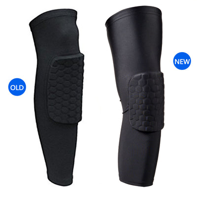 High-Durability Honeycomb Long Sleeve Knee Guard