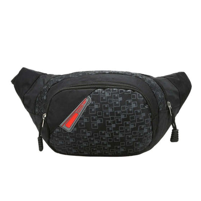 Multi-Function invisible body pockets Bag