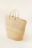 Braided Raffia Bag