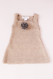 Knit Pom Dress