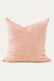 Pink Mudcloth Pillow